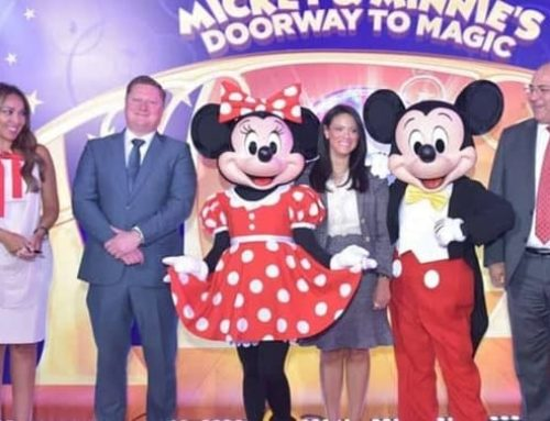 Disney live shows return to Egypt