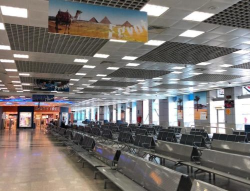 Terminal 2 opens at Hurghada International Airport